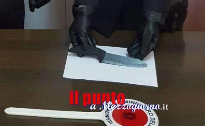 Fa l'autostop a Cassino e tenta di rapinare l'uomo che le dà il passaggio, arrestata 43enne