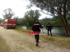 ricerche fiume carabinieri2