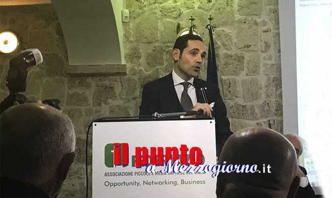Alessandro Casinelli, presidente di Federlazio Frosinone, in manette per truffa aggravata. Sequestrati beni per 12 mln di euro