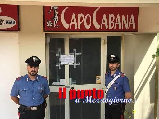 """Chiuso per trenta giorni il locale notturno """"Copacabana"""" di Veroli"""