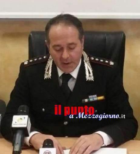 Festa dell'Arma dei carabinieri, la Benemerita compie 204 anni: cerimonia a Frosinone