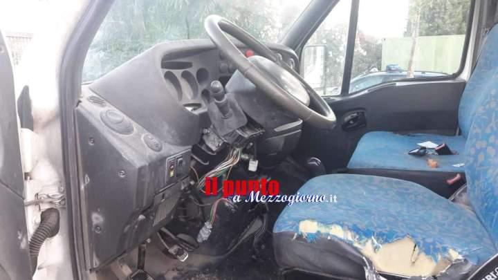 Ruba un autocarro a Cassino e scappa sull'A1, fermato ed arrestato dalla polizia stradale