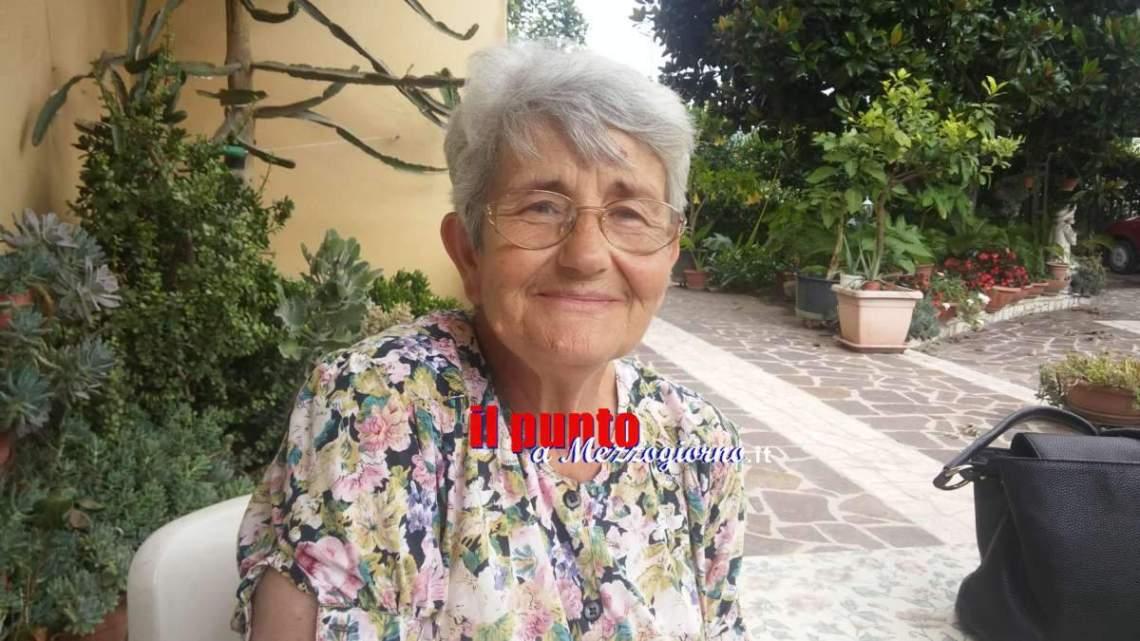 La storia di Anita (video), ha riconosciuto in un murales il soldato tedesco che 75 anni prima le voleva portar via la madre