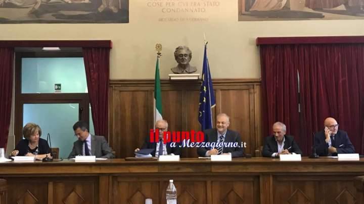 Il Prefetto di Frosinone incontra a Cassino i sindaci del territorio