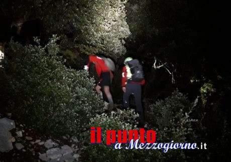 Cade dalla bicicletta a Veroli, 38enne soccorso da eliambulanza e Soccorso Alpino