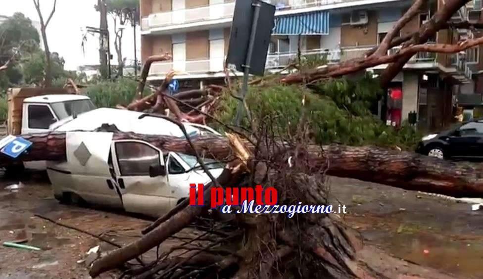 Maltempo, la Regione Lazio dichiara lo stato di calamità Regionale