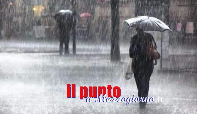 Maltempo, domani scuole chiuse a Frosinone