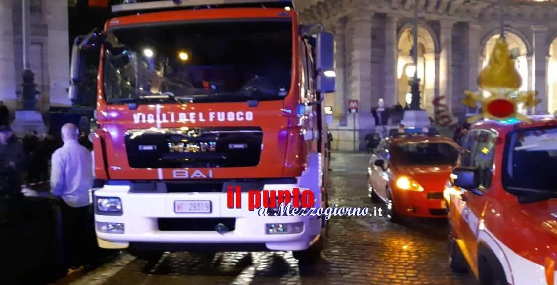 Malfunzionamento delle scale mobili nella stazione Metro a Repubblica, 15 feriti di cui 5 gravi