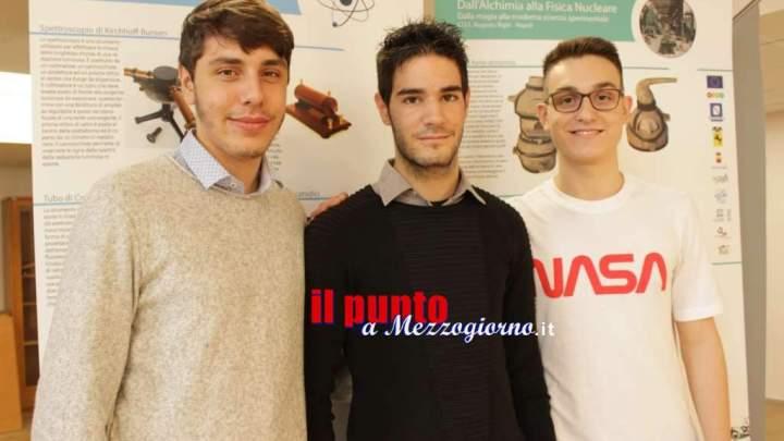Una colletta per far partecipare tre studenti di Napoli alla competizione Aerospaziale indetta dalla Nasa