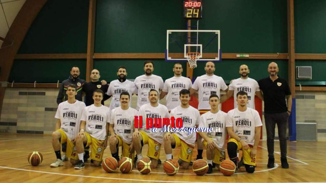 Basket C Siver: Pallacanestro Veroli sconfitta casalinga con Albano 59-65