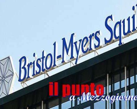 La Bristol-Mayers Squibb vende azienda di Anagni