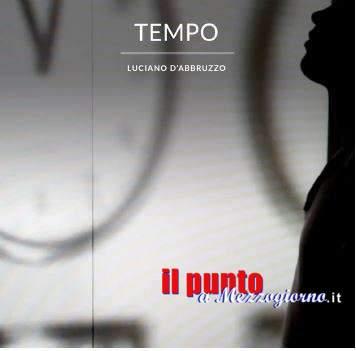 """""""Tempo"""", Sony Music lancia il nuovo singolo di Luciano D'Abbruzzo"""