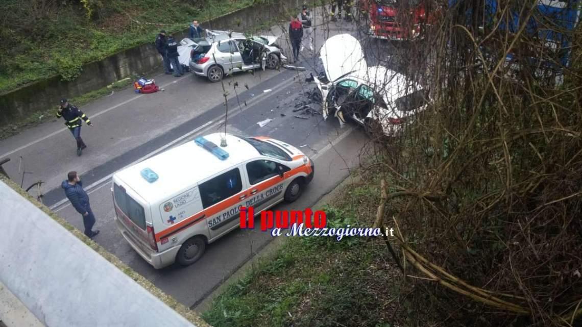 Incidente mortale a Cassino, tragedia sulla superstrada