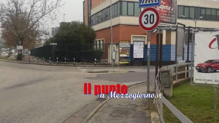 Decapitato Miglio 48 della Borbonica e Consolare Strada Regia Napoli Sora