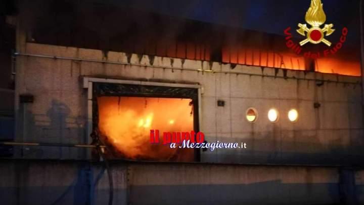 Incendio al Tmb Salario, il presidente della provincia di Frosinone dice no ai rifiuti di Roma