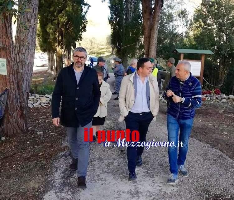 Parco degli Aurunci, approvato il Bilancio e la gestione Delle Cese De Marchis