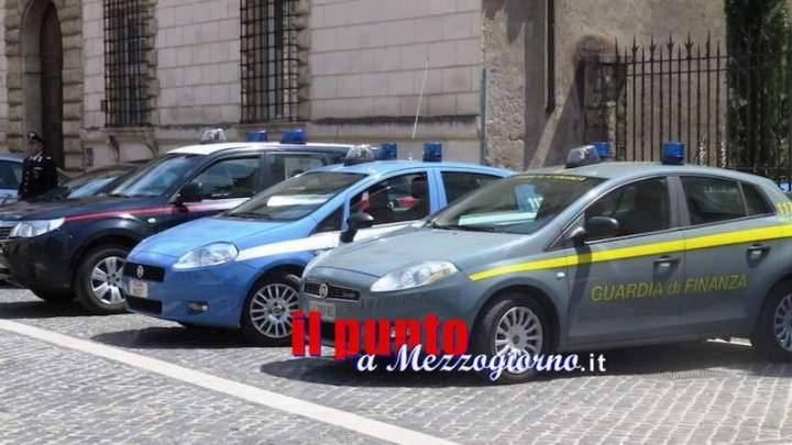 Operazione congiunta carabinieri polizia e finanza: sequestrato mezzo chilo di cocaina e arrestati 3 pusher
