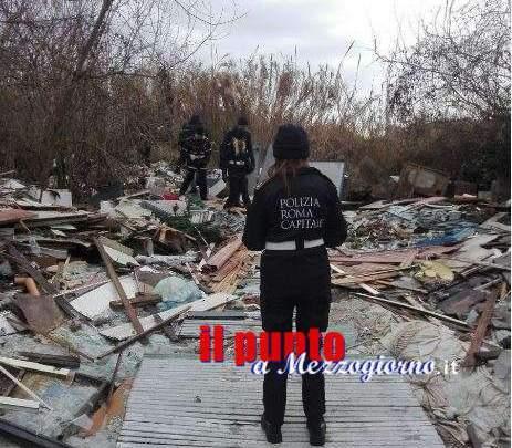 Disastro ambientale a Ponte Mammolo, sequestrata discarica abusiva di 30mila metri quadrati