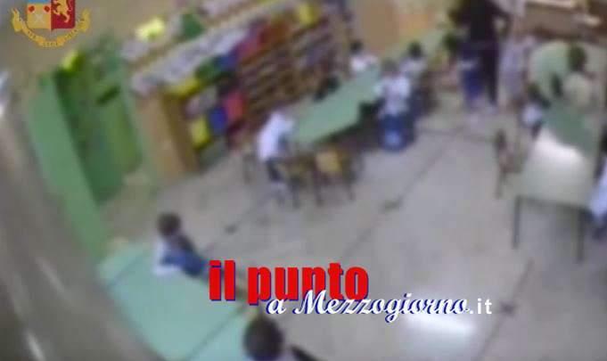 """VIDEO – Maestre violente a Cassino, minacce e punizioni pericolose: """"Ti faccio cadere tutti i denti"""""""