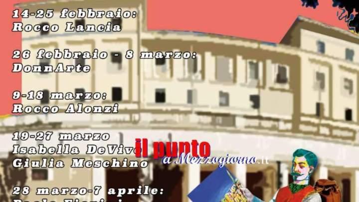 """Frosinone, II edizione di """"Artincentro"""" per lo sviluppo del centro storico"""