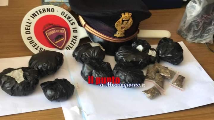 Richiedenti asilo politico arrestati ad Alatri, spacciavano droga alla stazione di Frosinone