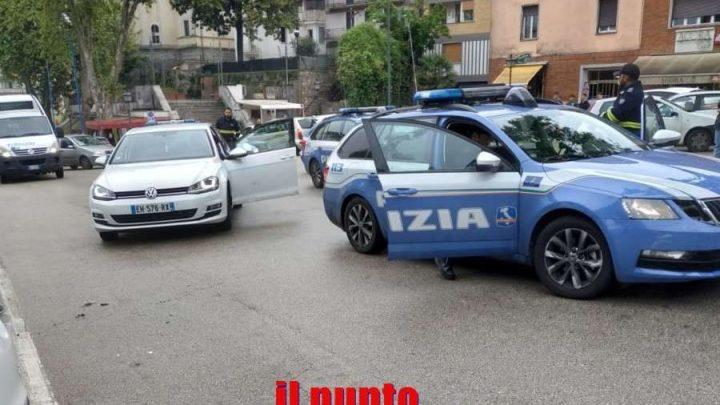 Inseguiti dalle corsie dell'A1 fino in centro a Pontecorvo, arrestati ladri d'auto