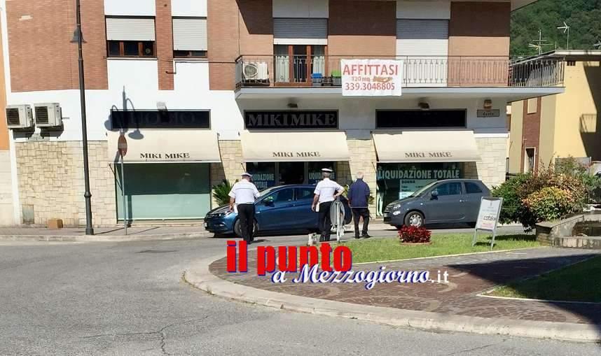 Cassino, si rivede la polizia locale in strada a sanzionare gli automobilisti indisciplinati