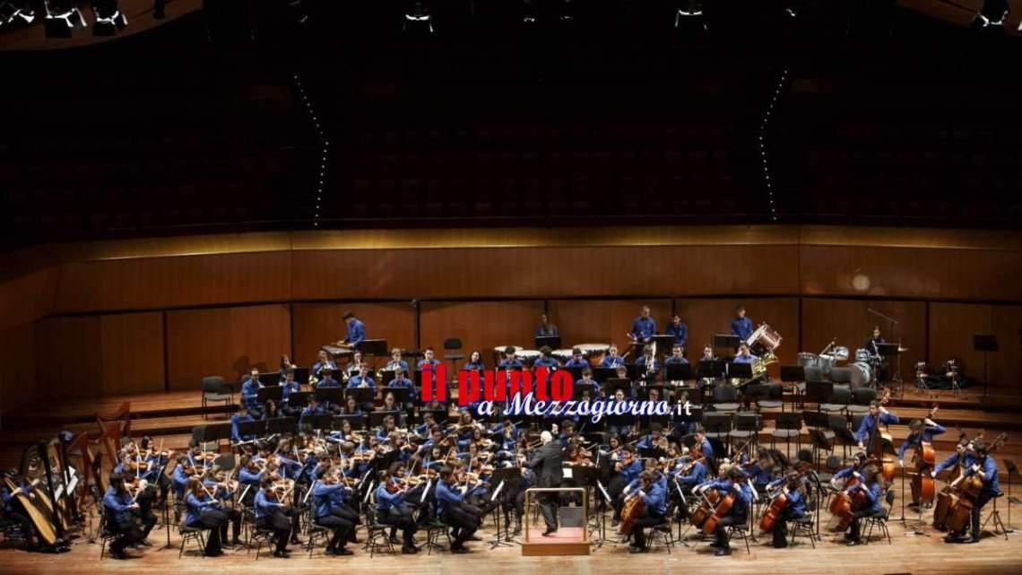 ArtCity2019: l'Abbazia di Casamari ospita la JuniOrchestra in concerto