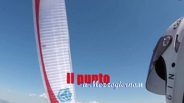 L'Italia vince i campionati del mondo di volo in parapendio