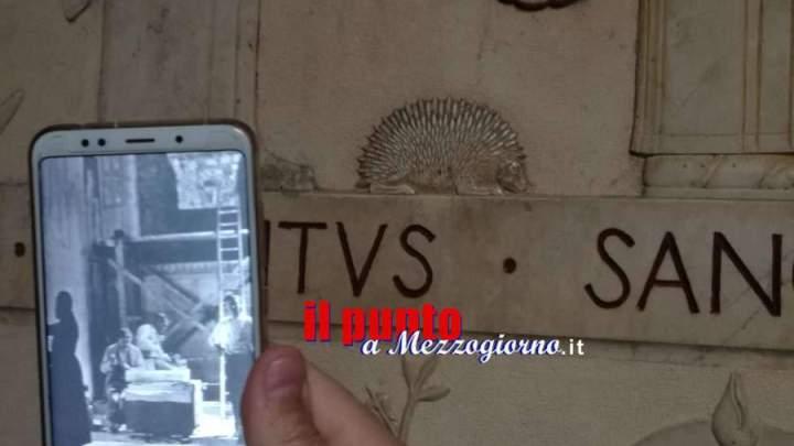 Il mistero del riccio e dell'allodola nella Cripta di Montecassino
