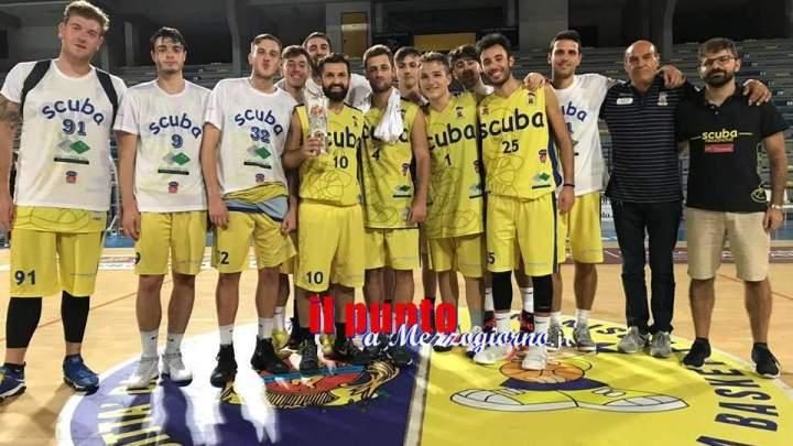 """La Scuba si aggiudica il Torneo """"Città di Frosinone"""""""