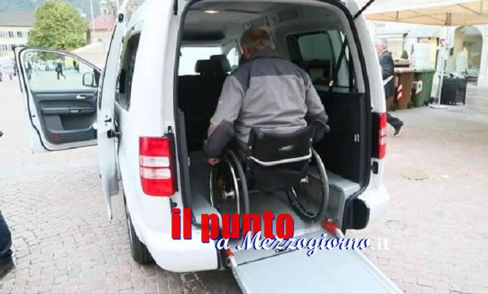 """Cassino; un """"Taxi sociale"""" per migliorare la qualità di vita delle fasce deboli"""