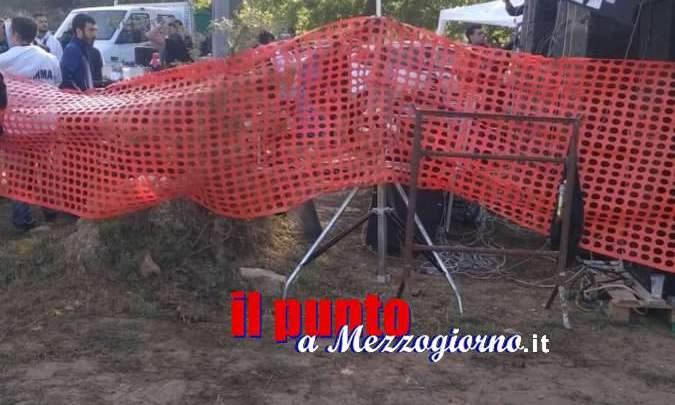 Santopadre, i carabinieri sospendono un rave party, alcuni giovani trovati in possesso di droga
