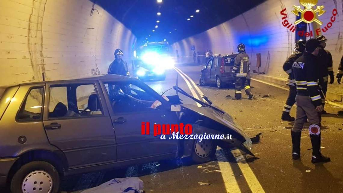 Due morti e tre feriti in due incidenti stradali in provincia di Isernia