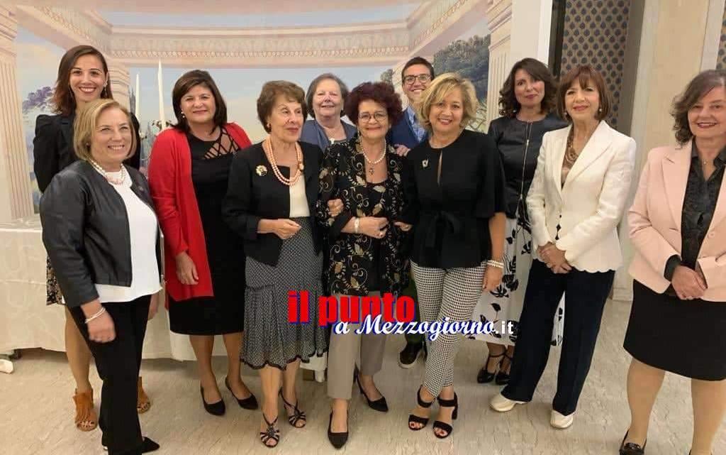 Passaggio di presidenza alla Fidapa BPW Italy di Cassino, la nuova presidente è Anna Maria Cacciami