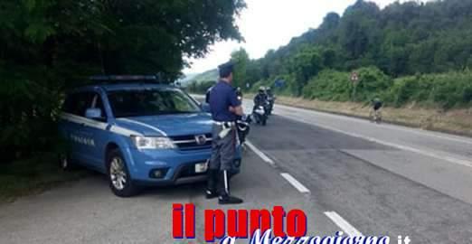 """Polstrada, attività di prevenzione sulle strade della provincia con """"Police Controller"""" e """"Street Controller"""""""