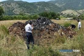 Rifiuti al Nocione, avviato il primo step di indagine per la messa in sicurezza del sito