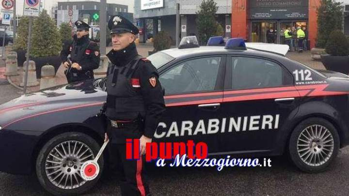 Per tre volte rapina il bar di una 86enne, arrestato 40enne a Genzano