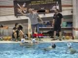 Bovo e Lanciassi al Matrix di Genzano, atleti e tecnici a lezione di Pallanuoto