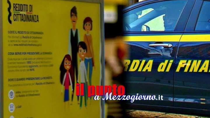 La truffa del reddito di cittadinanza, a Frosinone 37 denunciati