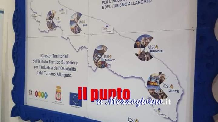 Lecce 2020, il turismo sostenibile, l'offerta commerciale e la formazione