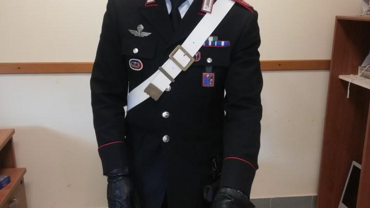 Venafro, giovane autista spericolato fermato dai carabinieri