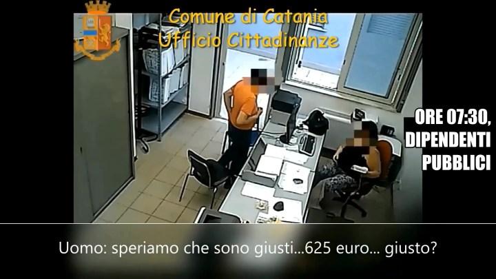 """Catania –  """"Tudo incluido"""", operazione anti-corruzione e contro il favoreggiamento dell'immigrazione clandestina"""