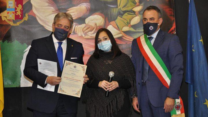 Strage nazista di Caiazzo, cittadinanza onoraria al questore di Roma per la memorabile attività di polizia giudiziaria