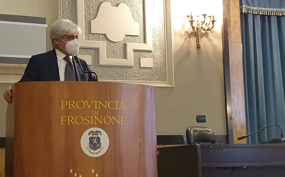 Frosinone – Il presidente Pompeo annuncia la costruzione di una nuova scuola nel capoluogo