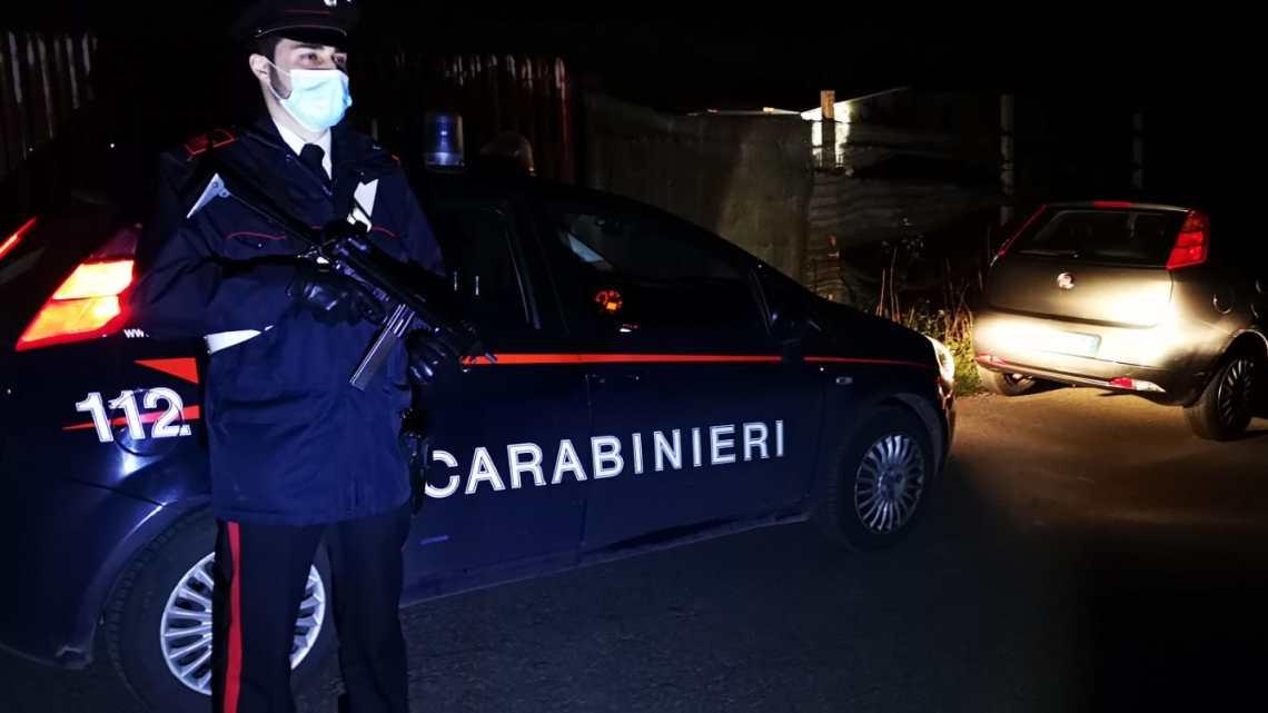 In isolamento perchè positiva al Covid viene fermata insieme al compagno a San Giorgio a Liri, denunciata 30enne