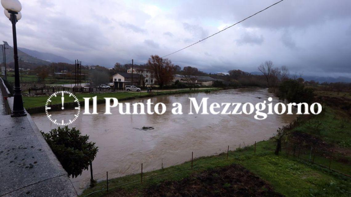 Maltempo: allerta rossa in Campania e nella Provincia Autonoma di Bolzano