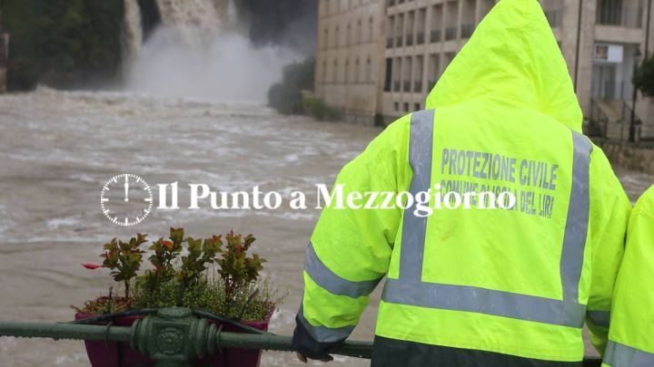 Maltempo, Protezione Civile Lazio: allerta gialla per vento da domani mattina e per 24 ore