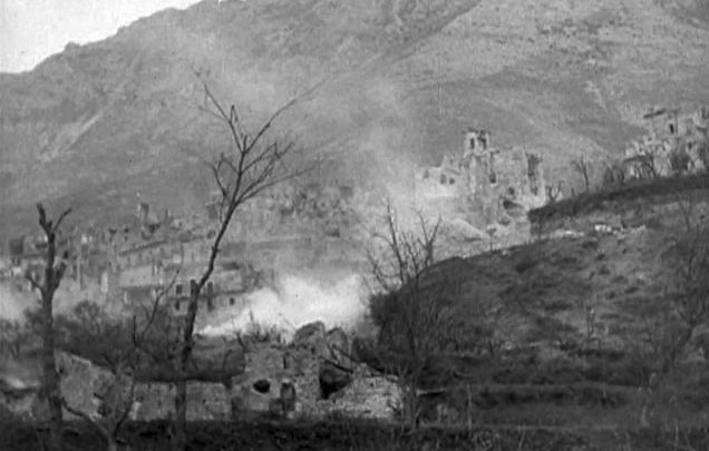La memoria resiste al Covid, cerimonia per il 77esimo della battaglia di San Pietro Infine
