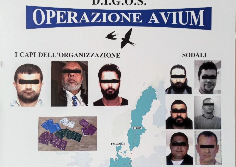 Da Cassino organizzazione si arricchiva favorendo immigrazione clandestina, 10 arresti